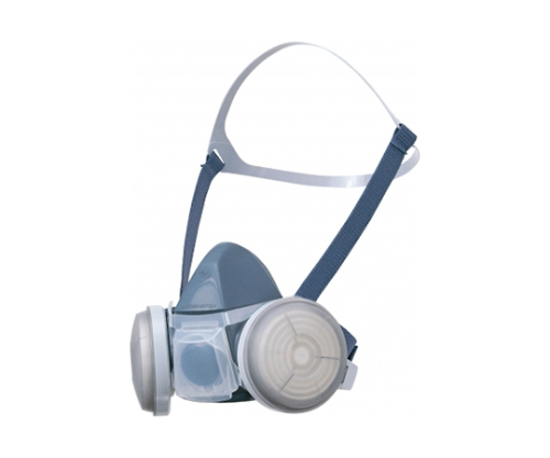 Dustproof Mask (Filter Exchange Type) DR22R(ML) DR22RML