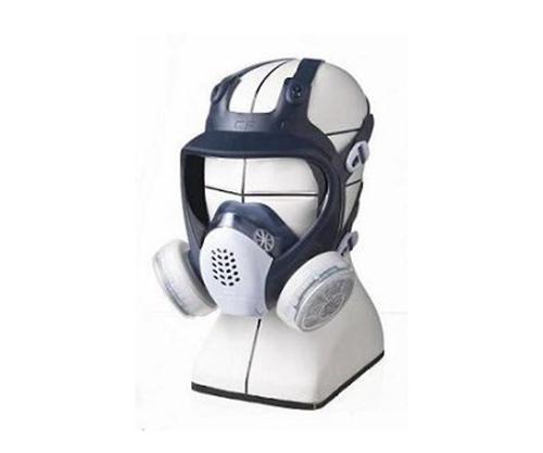 直結式小型防毒マスク