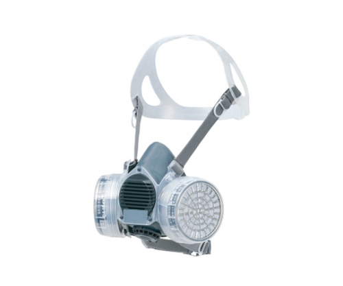 Direct-Coupled Type Compact Gas Mask GM80S(M) GM80SM