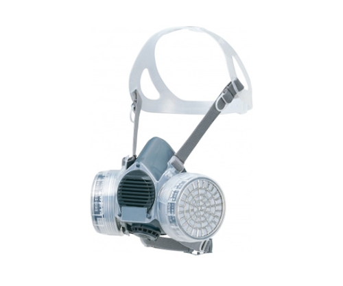 Direct-Coupled Type Compact Gas Mask GM80SF(MS) GM80SFMS