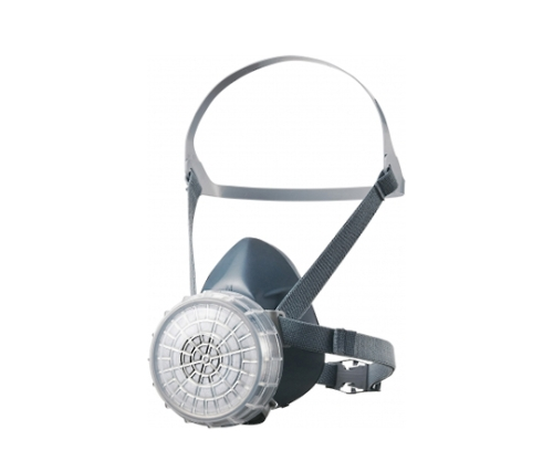 Direct-Coupled Type Compact Gas Mask GM76DS(M) GM76DSM