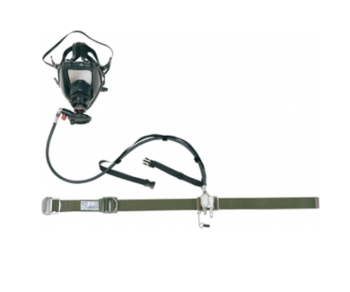 Pressure Demand Type Airline Mask Waist Band (With Lung Power Valve) and others