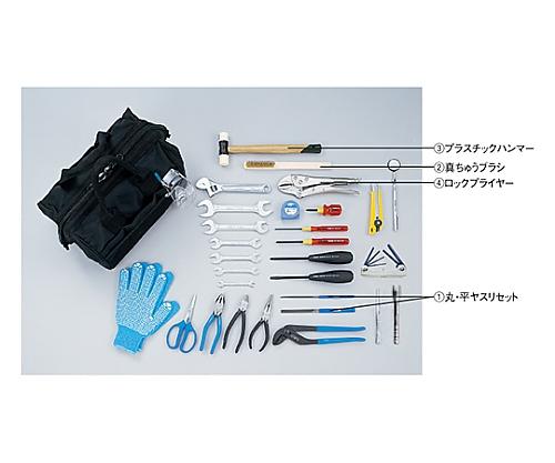 ホーザン工具セット用補充パーツ