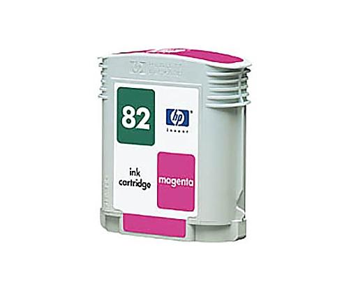 HP純正インクカートリッジ 82 C4912A (マゼンタ)