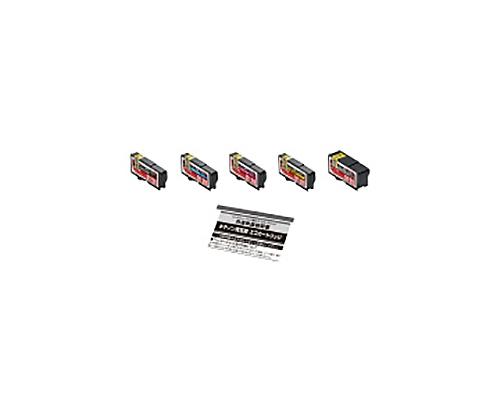 [取扱停止]互換インクカートリッジ キヤノン対応 BCI-326+325/5MP互換