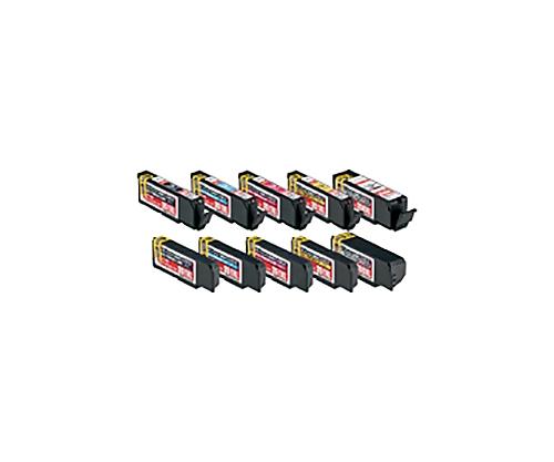 [取扱停止]互換インクカートリッジ キヤノン対応 5色+交換用インクタンク各色