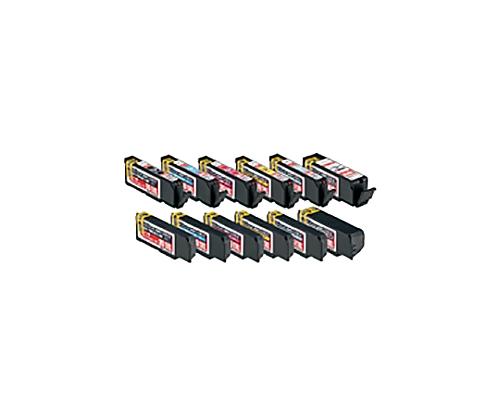 [取扱停止]互換インクカートリッジ キヤノン対応 6色セット+交換用インクタンク各色