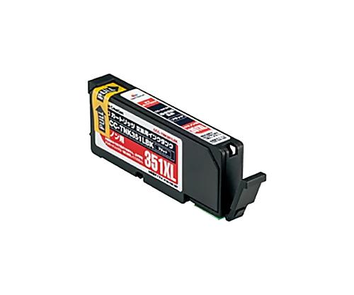 [取扱停止]互換インクカートリッジ キヤノン対応 BCI-351XLBK互換 ブラック