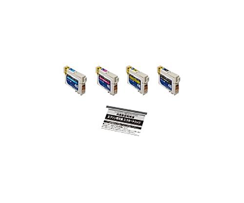 [取扱停止]互換インクカートリッジ エプソン対応 IC4CL46互換/4色パック