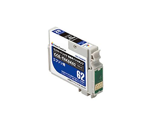 [取扱停止]互換インクカートリッジ エプソン対応 ICBK62互換/ブラック