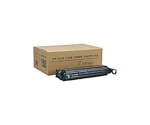 [取扱停止]レーザープリンタ用トナーカートリッジ汎用 タイプ700B (ブラック)