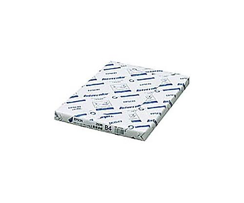 [取扱停止]カラーレーザープリンタ用紙 上質紙 250枚×5包 B4