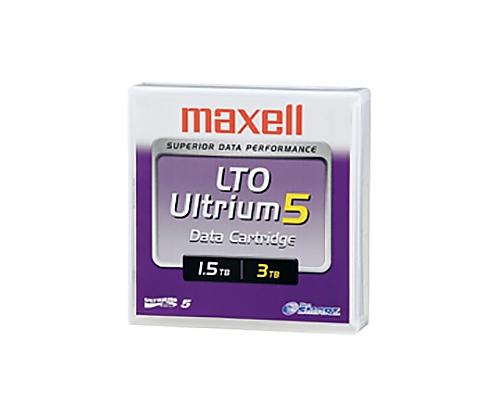 [取扱停止]LTO Ultriumデータカートリッジ Ultrium5 LTOU5/1500XJB