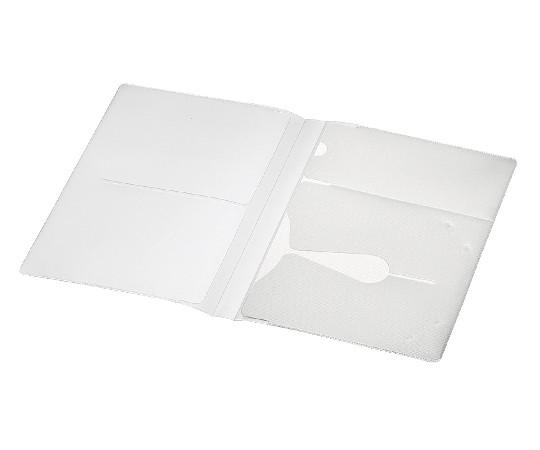 [取扱停止]CD用ケース<MEDIA PASS> トールサイズ 1枚収容 50枚 白 EDC-DME1-50W