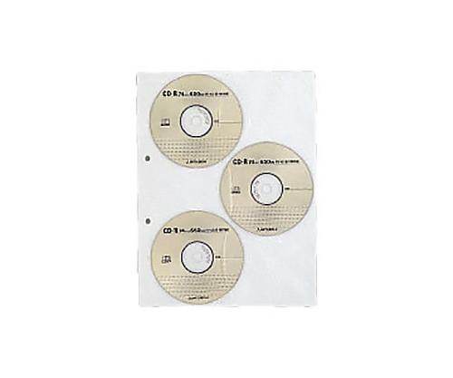 CDバインダー<ハーディック>リフィル 1枚当たり CD6枚収容 EDB-A275