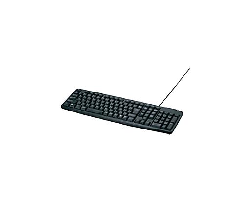 [取扱停止]有線スタンダードキーボード ブラック BSKBU02LBK