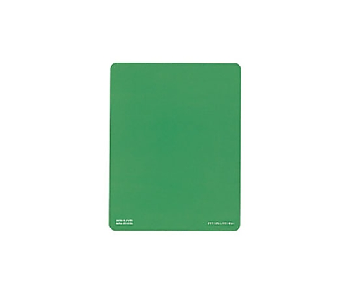 [取扱停止]マウスパッド ハードタイプ L 185X235Xt4mm 緑 EAM-PD101G