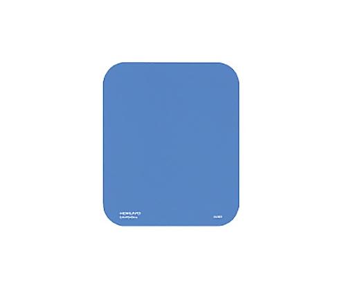 [取扱停止]マウスパッド・再生PETタイプ クリアブルー EAM-PD40NTB