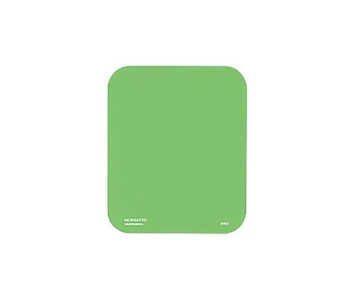 マウスパッド・再生PETタイプ クリアグリーン EAM-PD40NTG
