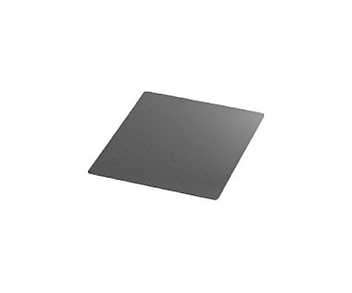 [取扱停止]マウスパッド再生PETタイプ 長さが測れる5mm目盛り付 ブラック BSPD12BK