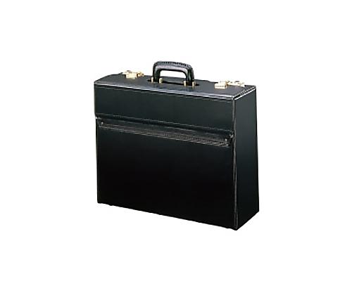 ビジネスバッグ(フライトケース) 黒 B4 W435×D140×H340mm カハ-B4B10ND