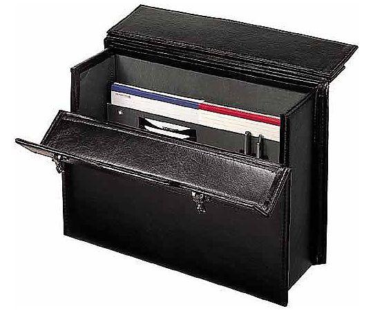 ビジネスバッグ(フライトケース) 軽量 B4 W437×D150×H335mm カハ-B4B24D