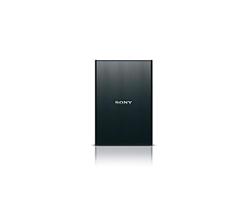 [取扱停止]ポータブルハードディスク 500GB、ブラック HD-SG5B
