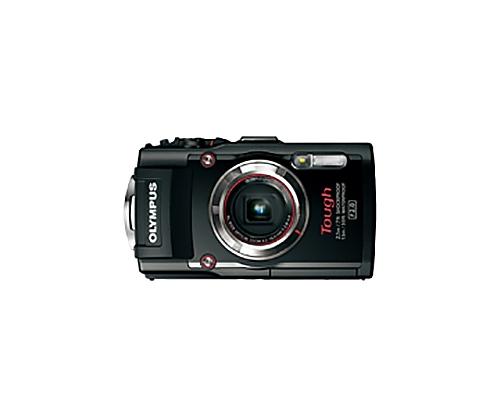 [取扱停止]防水・防塵デジタルカメラ TG-3 ブラック TG-3BLK