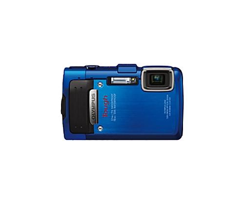 [取扱停止]防水・防塵デジタルカメラ TG-835 ブルー TG-835BLU