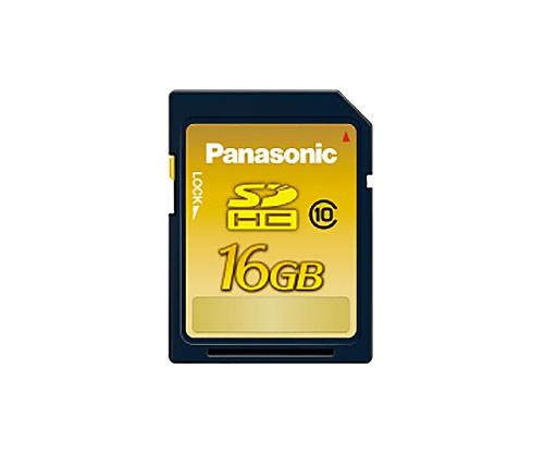 SDHCメモリーカード CLASS10 16GB RP-SDWA16GJK