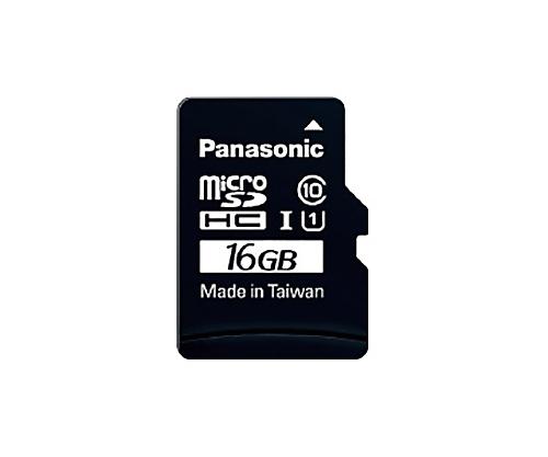 [取扱停止]マイクロSDHCカード CLASS10 16GB RP-SMGA16GJK