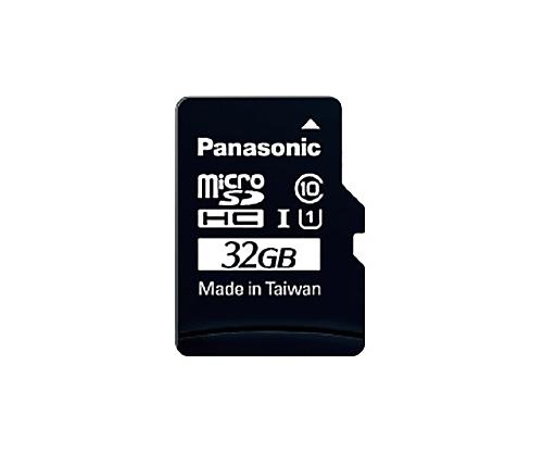 [取扱停止]マイクロSDHCカード CLASS10 32GB RP-SMGA32GJK