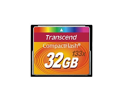 [取扱停止]コンパクトフラッシュ(133倍速) 32GB TS32GCF133