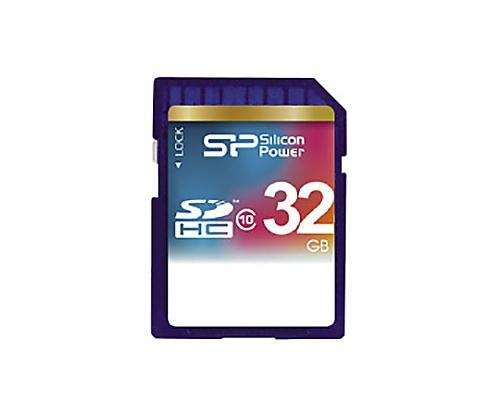 [取扱停止]SDHCメモリーカード(高速タイプ) CLASS10 32GB SP032GBSDH010V1