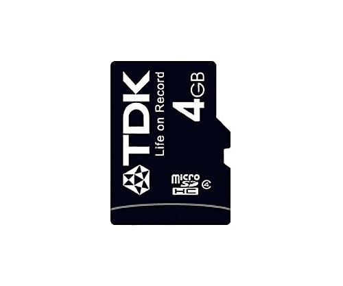 [取扱停止]マイクロSDHCメモリーカード 4GB CLASS4 T-MCSDHC4GB4