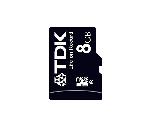 [取扱停止]マイクロSDHCメモリーカード 8GB CLASS4 T-MCSDHC8GB4