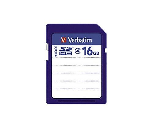 [取扱停止]SDHCメモリーカード CLASS4 16GB SDHC16GYVB1