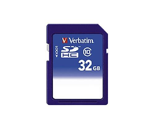 [取扱停止]SDHCメモリーカード(高速タイプ) CLASS10 32GB SDHC32GJVB1