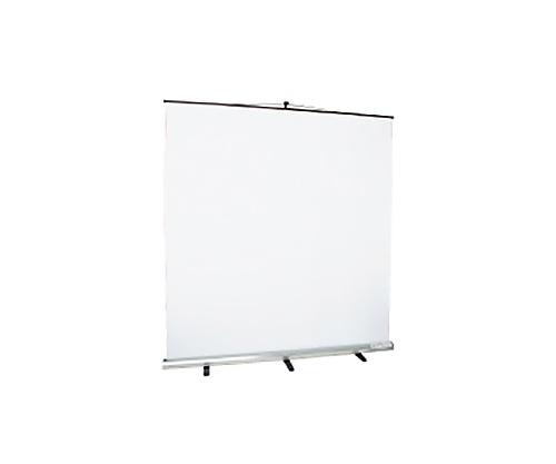 モバイルスクリーン100型シングルポール スクリーン有効サイズ 2032×2277 KM-SM-100