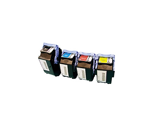 [取扱停止]リサイクルトナー CRG-502 4色セットBLK/CYN/MAG/YEL 502マルチパツクリユ-スY