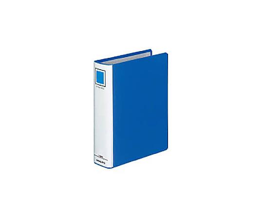 Kファイル A5縦 40ミリとじ 2穴 青 フ-E842B