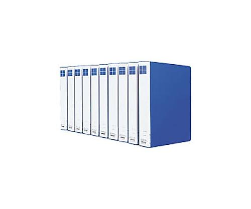 [取扱停止]チューブファイル(10冊パック) A4縦 VDフ-Eシリーズ