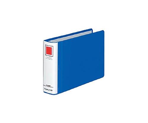 チューブファイル<エコツインR>(E型) B6横 30ミリとじ 2穴 青 フ-RT638B