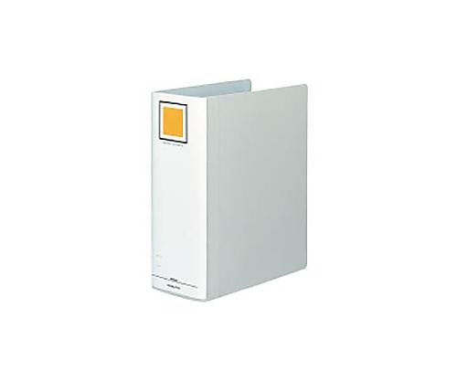 チューブファイル<エコツインR>(S型) A4縦 100ミリとじ 2穴 シルバー フ-RT6100C