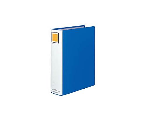 チューブファイル<エコツインR>(S型) A4縦 60ミリとじ 2穴 青 フ-RT660B