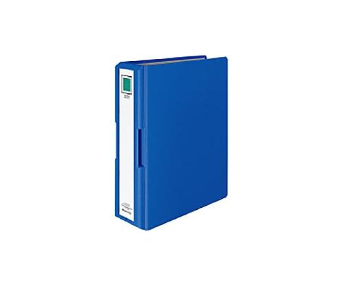 取っ手付きチューブファイル<エコツイン> A4縦800枚収容青 フ-UT1680B