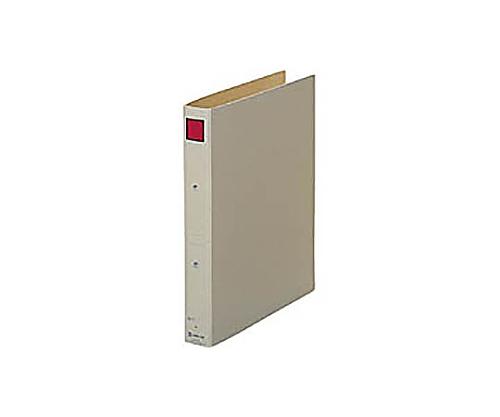 保存ファイル A4縦 2穴30ミリとじ スクエア色:赤 4373