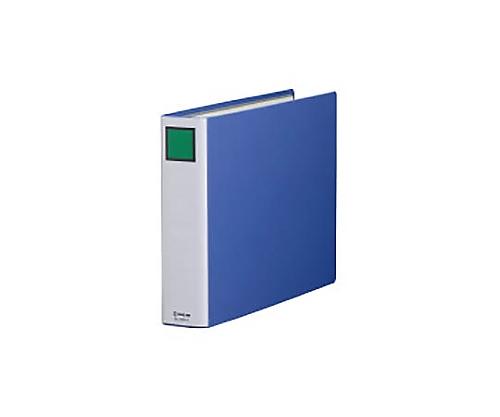キングファイルSDDE B4E 青 2穴 50mmとじ 2495EAアオ