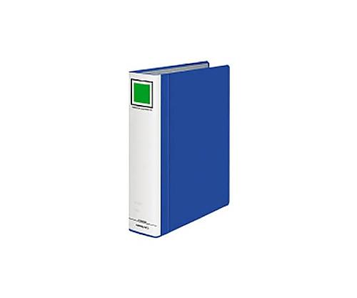 チューブファイル<エコツインR>間伐材 A4縦60mm600枚収容青 フ-RTK660NB