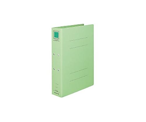 [取扱停止]チューブファイル<カラーボードツイン> A4タテ 50ミリとじ 2穴 緑 フ-T1650G